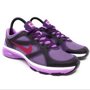 Nike DF TR3 Dual Fusion Trainer Purple Womens